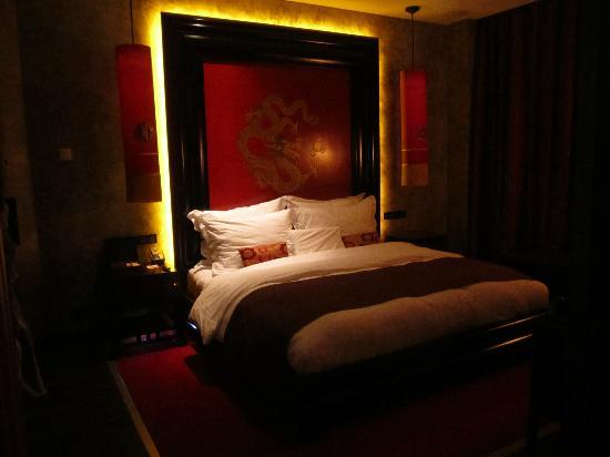Buddha-Bar Hotel Prague: Buddha Bar Bedroom