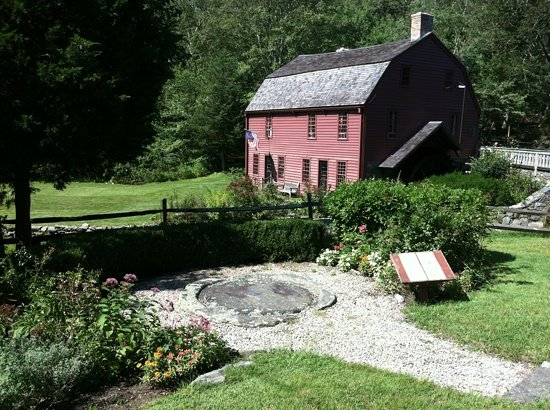 North Kingstown, RI: Gilbert Stuarts Birthplace