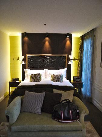 Hotel Villa Honegg : Zimmer Nummer 11
