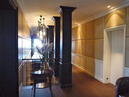 Hotel Villa Honegg: Stilvolle Einrichtung