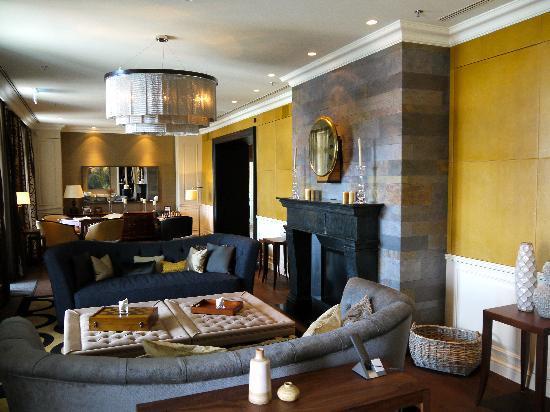 Hotel Villa Honegg: Lädt zum Verweilen und Lesen ein...