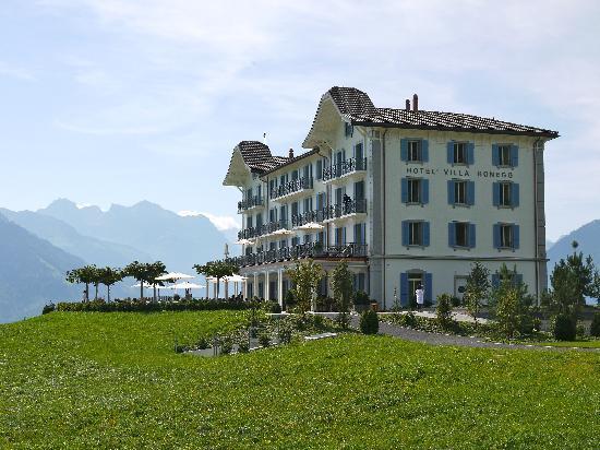 Hotel Villa Honegg: Seitenansicht der Villa Honegg