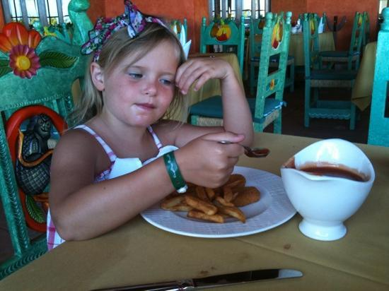 Hacienda Tres Rios : the finest foods enjoyed by all