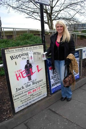 Ripping Yarns - Jack the Ripper Tours