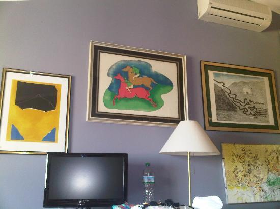 L'Elisea Maison de Charme: camera