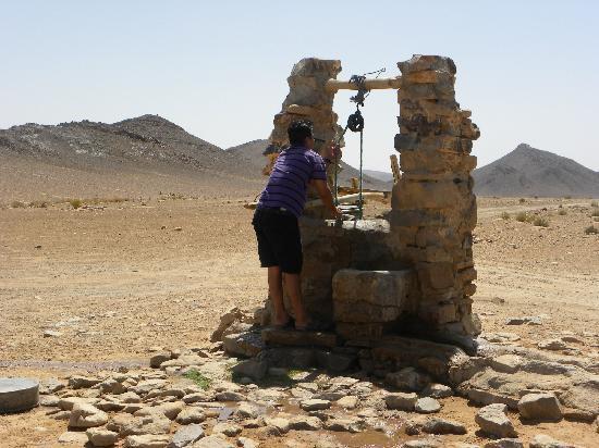 Fas: desert water in the Heart of Sahara