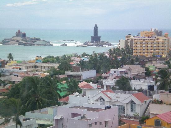 Hotel Singaar International: Tourist Spot view from our room