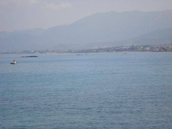 Nana Beach Hotel: View from the beach