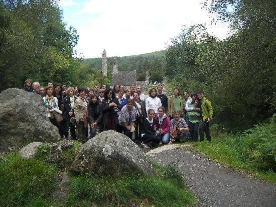 Irlanda en Espanol: Wicklow 09.09.2011
