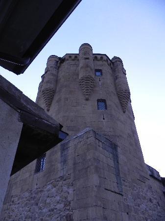 Hotel Torre del Clavero : Vistas desde la ventana