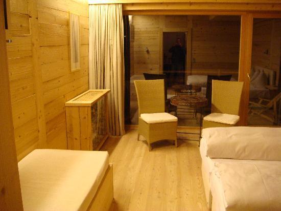 Art & Ski-In Hotel Hinterhag: Typical room