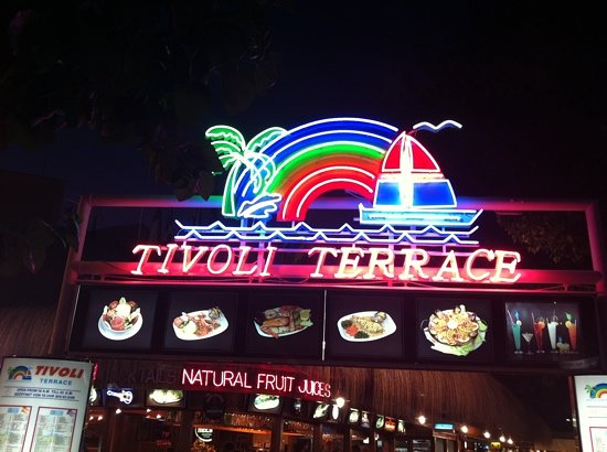 Tivoli Terrace: Best in Alcudia