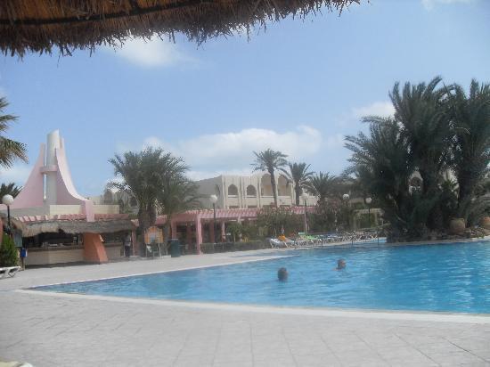 Iberostar Mehari Djerba: Pool area