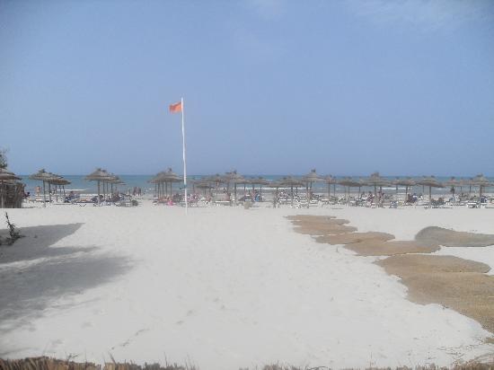 Iberostar Mehari Djerba: Beach