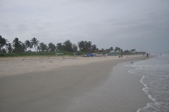 Karma Royal Benaulim: Benaulim Beach