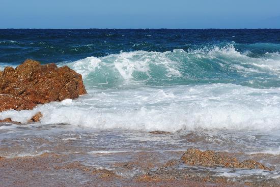 Ragno d'Oro Club Hotel: part spiaggia