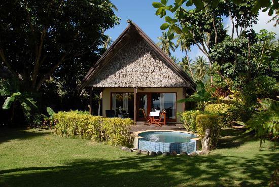 Beqa Lagoon Resort : Our Bure