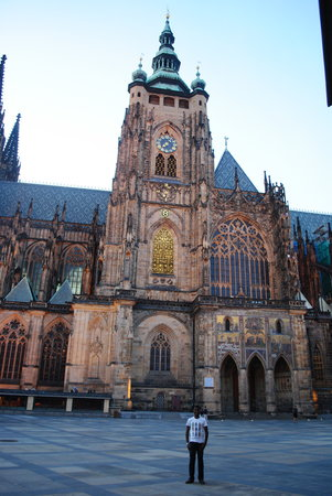 Katarina Prague Guide - Private Tours: At the Prague Castle