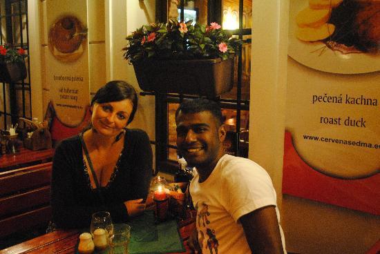 Katarina Prague Guide - Private Tours: Dinner at Kampa Island
