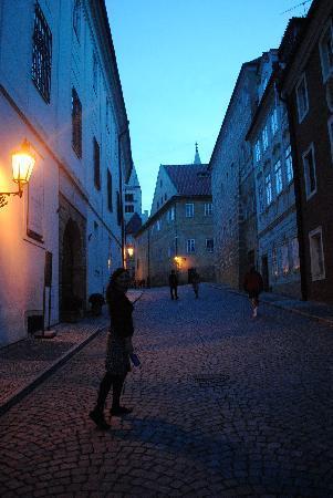 Katarina Prague Guide - Private Tours: Golden Lane