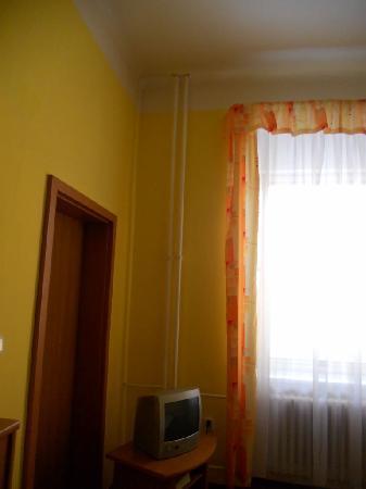 Hotel City Bell: bedroom