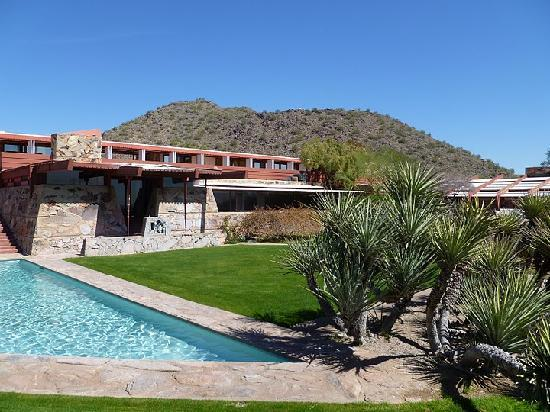 Taliesin West Tour Review