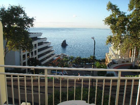 Alto Lido Hotel: La vista desde mi habitación