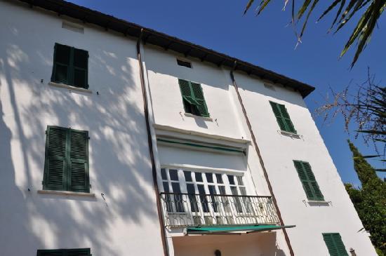 B&B Al Lizzo: The villa where the B&B is