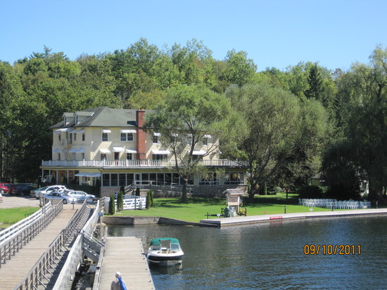 Elgin, Kanada: Hotel Kenney