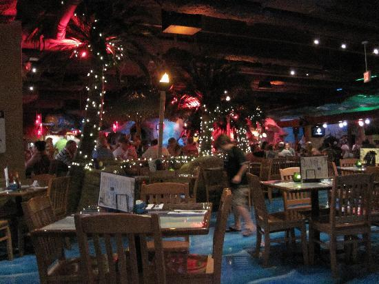Jimmy Buffett's at the Beachcomber: interno del locale