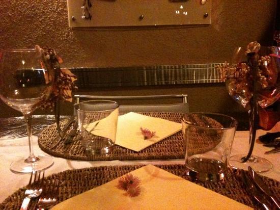 Limone Piemonte, Italie : a tavola