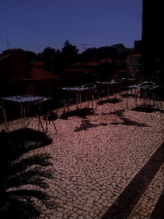 Vila Teresinha  Guest House: Terrace