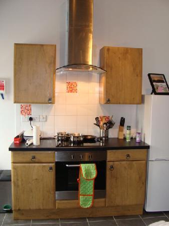 Ceredigion, UK: The Kitchen