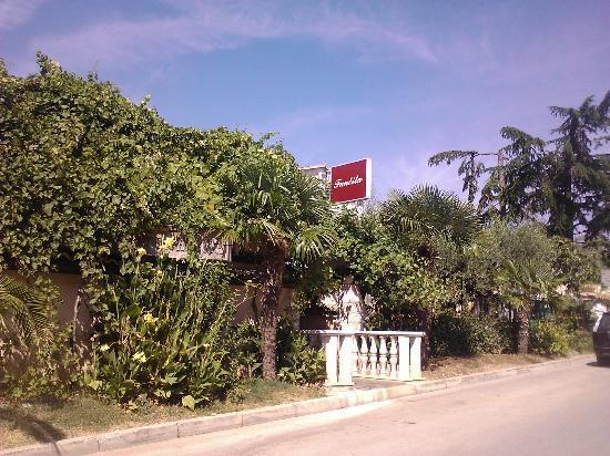 Vrsar, Kroatia: Insegna