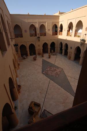 Hotel Ksar Assalassil: intérieur
