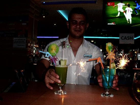 Supreme Hotel Marmaris: Coctails- they are yummy!
