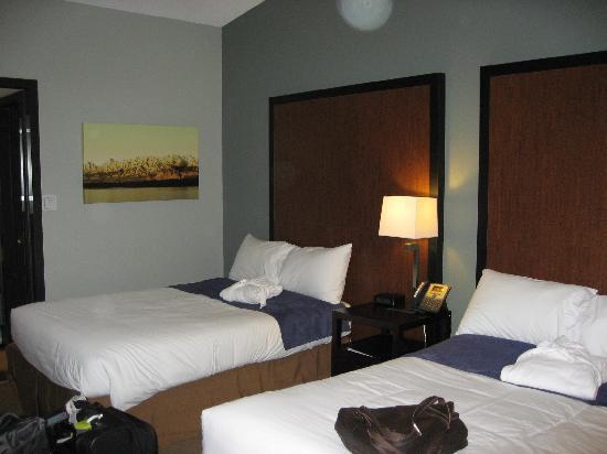 سنترو موتيل: La chambre