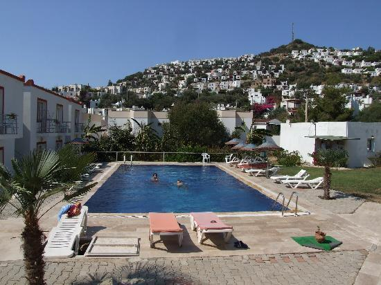 Ayci Apart Otel: view accross the site