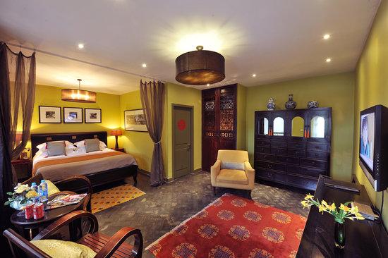 Hotel Cote Cour Beijing: suite