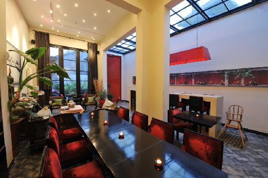 Hotel Cote Cour Beijing: lounge