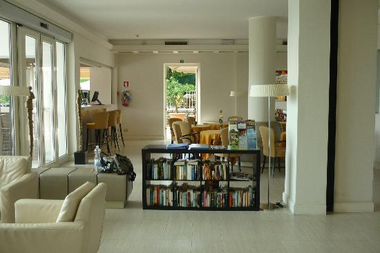 Hotel Excelsior le Terrazze: Lounge area