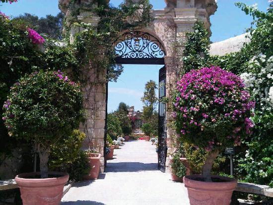 Naxxar, مالطا: Palazzo Parisio gardens