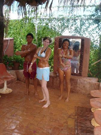 Hotel Balneario San Juan Cosala: Terapia de Barro Mineral