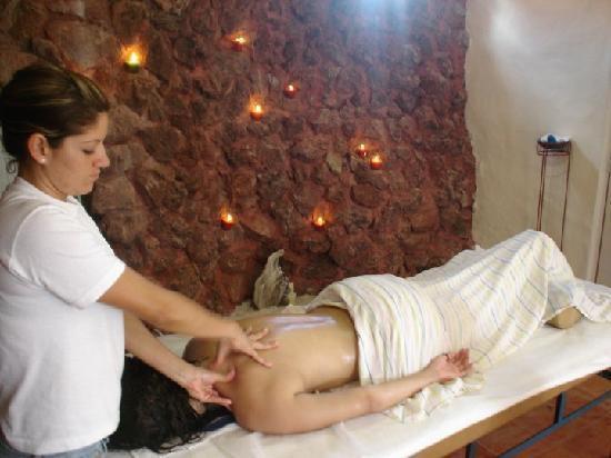 Hotel Balneario San Juan Cosala: Cuartos de Masaje