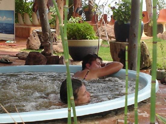 Hotel Balneario San Juan Cosala: Jacuzzi