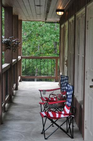 Pennyrile Forest State Resort Lodge: Remembering 9-11-2001 on 9-11-2011