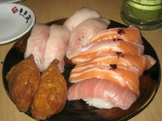 sushiMASA: sushi