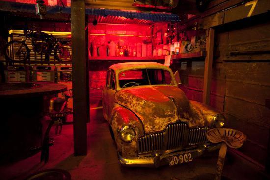 Beergarden Picture Of Bojangles Saloon Amp Restaurant