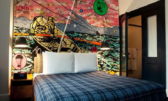 Ace Hotel New York: style+