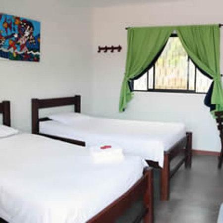 Hotel Ocean Taganga Internacional: Habitaciones